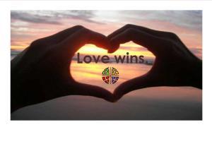 love wins elca