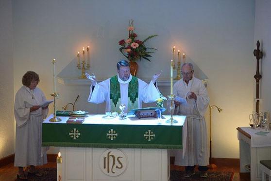 Eucharist 6.25.17